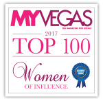 Top 100 Women of Influence MYVegas